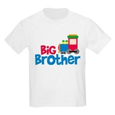 Train Engine Big Brother T-Shirt