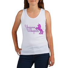 Unicorn Whisperer Women's Tank Top
