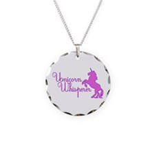Unicorn Whisperer Necklace