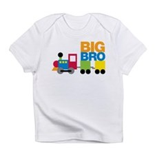 Train Big Brother Infant T-Shirt