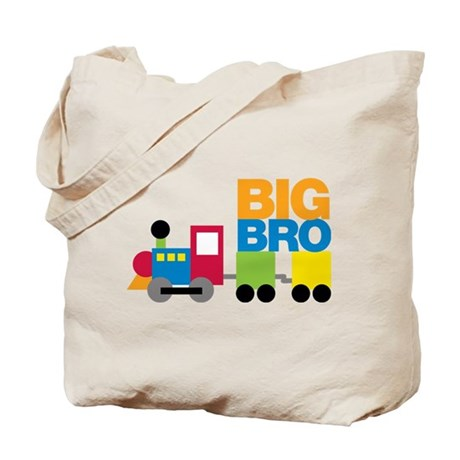 Train Big Brother Tote Bag