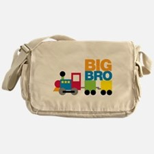 Train Big Brother Messenger Bag