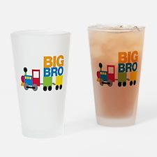 Train Big Brother Drinking Glass