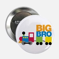 "Train Big Brother 2.25"" Button"