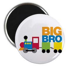 Train Big Brother Magnet