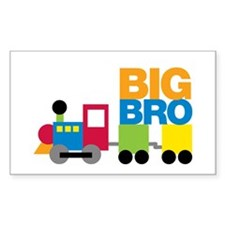 Train Big Brother Decal