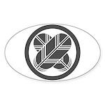 Taka1(DG) Sticker (Oval)