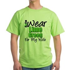 Lymphoma Wife T-Shirt