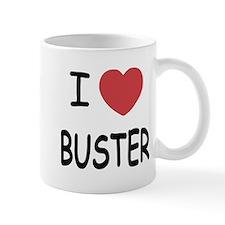 I heart buster Mug