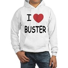 I heart buster Jumper Hoody
