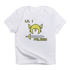 Level 1 Paladin Infant T-Shirt