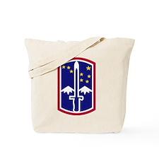 172nd Stryker Brigade Tote Bag