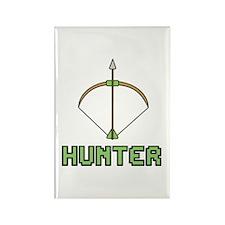 Hunter Rectangle Magnet