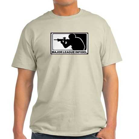 Major League Infidel Light T-Shirt