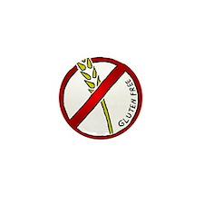Gluten Free Mini Button (10 pack)