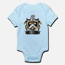 MITCHELL COAT OF ARMS Infant Bodysuit