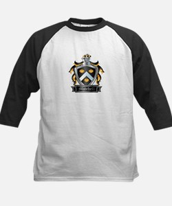 MITCHELL COAT OF ARMS Kids Baseball Jersey
