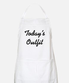Today's Outfit Apron