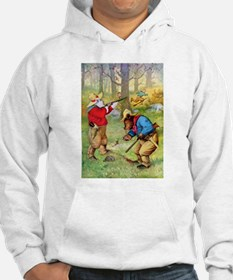 Roosevelt Bears as Cowboy Hunters Hoodie