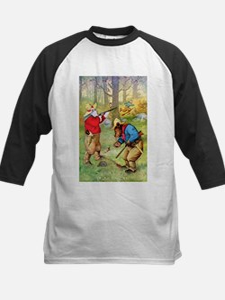 Roosevelt Bears as Cowboy Hunters Kids Baseball Je