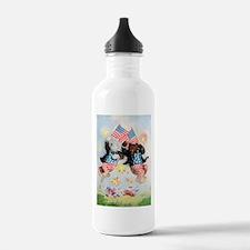 Roosevelt Bears Get Patriotic Water Bottle
