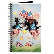 Roosevelt Bears Get Patriotic Journal