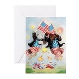Roosevelt bears Greeting Cards (10 Pack)