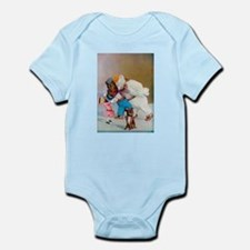Roosevelt Bears Meet Buster Brown Infant Bodysuit