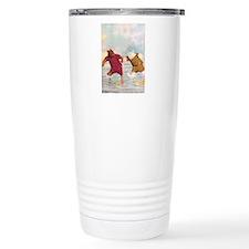 Roosevelt Bears on the Jersey Shore Travel Mug