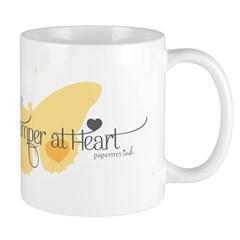 A Stamper at Heart by Maile B Mug