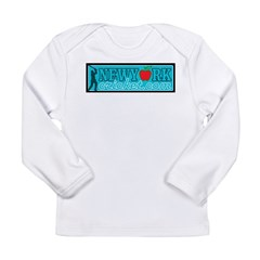Design 4 Long Sleeve Infant T-Shirt