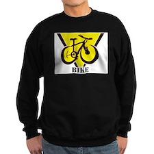 Cool Mountain biking Sweatshirt