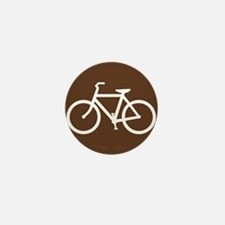 Play mountain biking Mini Button