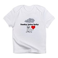 Cute And juice baby Infant T-Shirt