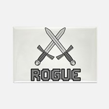 Rogue Rectangle Magnet