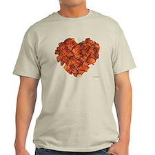 Bacon Heart - T-Shirt