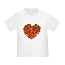Bacon Heart - T