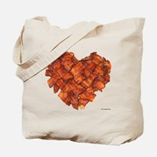 Bacon Heart - Tote Bag