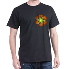 Firefly Larvae Star Aglow T-Shirt