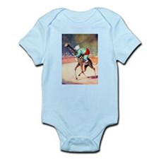 Roosevelt Bears Ride a Giraffe Infant Bodysuit