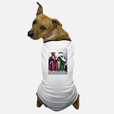 Roosevelt Bears Graduate Dog T-Shirt