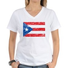 VintagePuertoRicoFlag1 T-Shirt