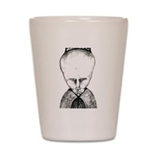 Lam - Aleister Crowley Shot Glass