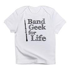 Oboe Band Geek Infant T-Shirt