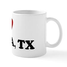 I Love Odessa Mug