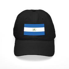 Nicaragua Flag Baseball Hat