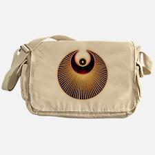 Angel Crop Circle Messenger Bag