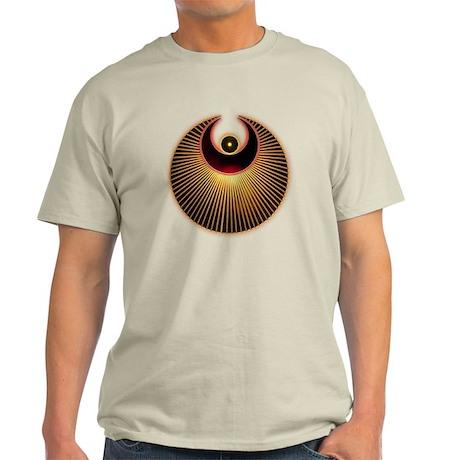 Angel Crop Circle Light T-Shirt