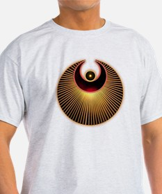 Angel Crop Circle T-Shirt