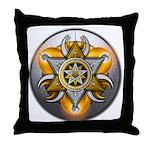 Pagan God & Goddess Throw Pillow